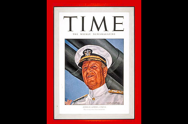 TIME Covers WWII in the Pacific