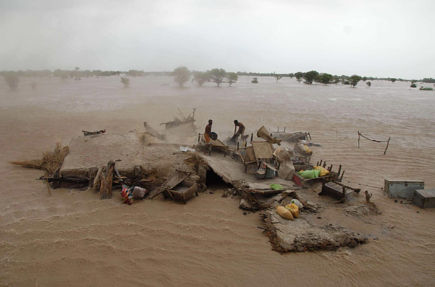 Northwestern Pakistan Ravaged by Flooding