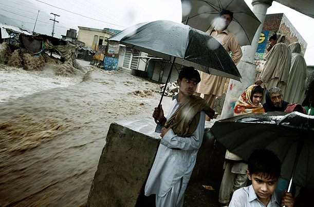 Scenes from the Pakistan Floods