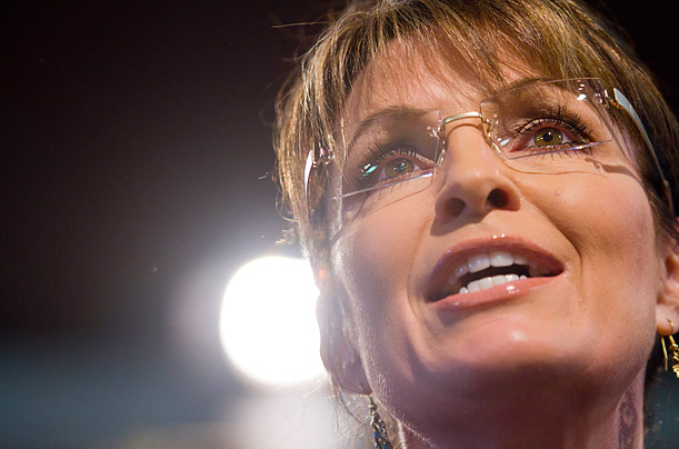 Sarah Palin's Campaign Weekend