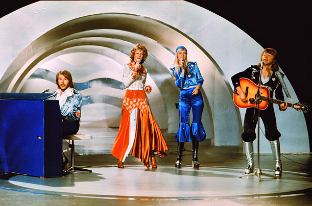 2010 Rock and Roll Hall of Fame Inductees: Abba