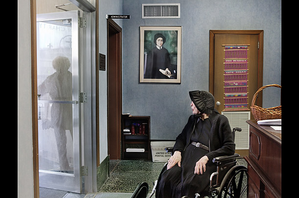 Photographer Mae Ryan interviews the Sisters of The Convent of Mary the Queen, a home for aging nuns in the Bronx