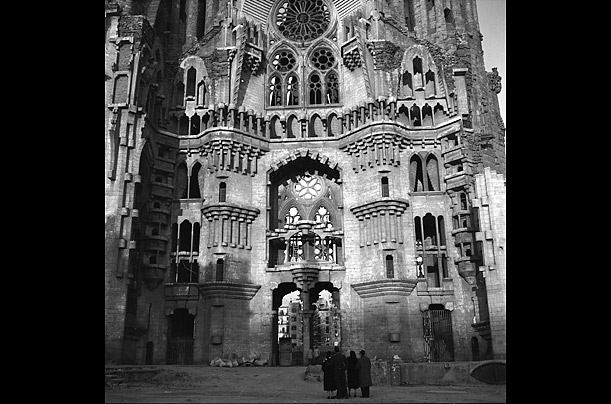 The Remarkable Saga of Barcelona's La Sagrada Familia