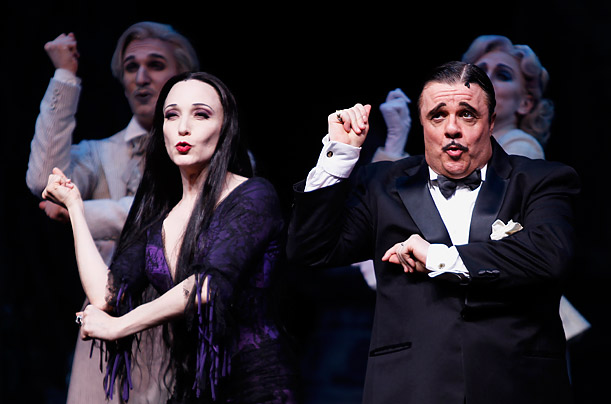 Broadway's Hits and Misses: 'The Addams Family'