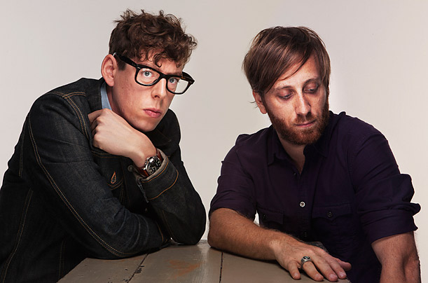 The Black Keys Patrick Carney, left, and Dan Auerbach released the album <span style='font-style: italic'>Brothers</span>