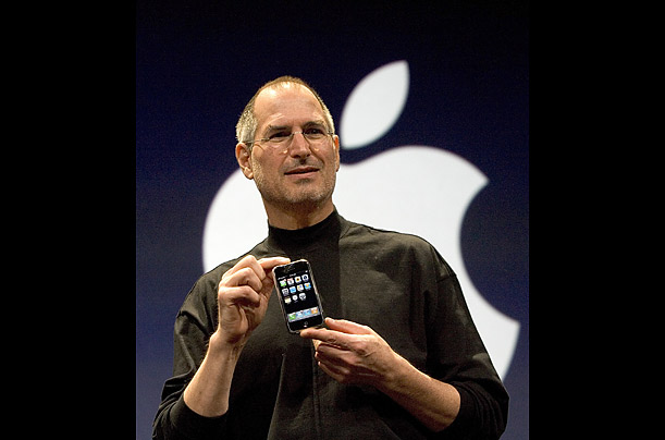 KMBriggs Out Loud: Essay ~ Steve Jobs by Walter Isaacson (part 1)
