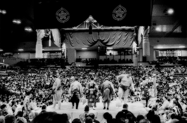 The Changing Face of Sumo Wrestling  Racked by scandal and inundated with foreign competitors, the traditional Japanese sport struggles to keep up with the times