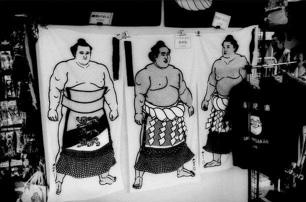 The Changing Face of Sumo Wrestling