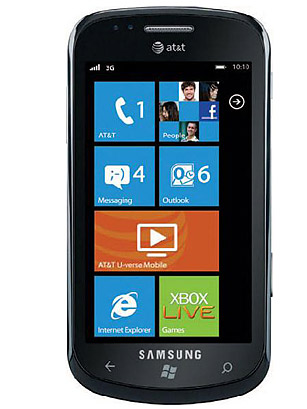 samsung focus with windows phone 7 tech buyers guide 2010 time rh content time com Straight Talk Samsung Galaxy S4 Samsung Galaxy Phone Manual