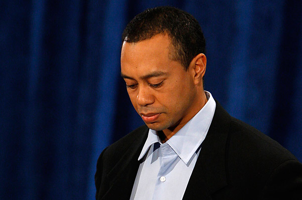 Tiger Woods Addresses His Infidelity in Public