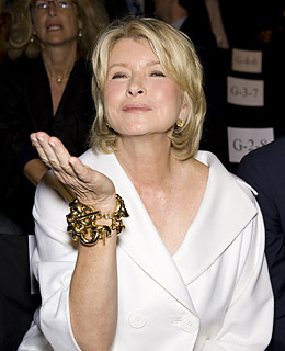 martha stewart essay Martha stewart is one of the most visible entrepreneurs in the united states and in many other western countries after nearly thirty years of building a home decor and publishing empire, ms stewart served five months in prison for lying to investigators about a stock trade (devaney 2005).