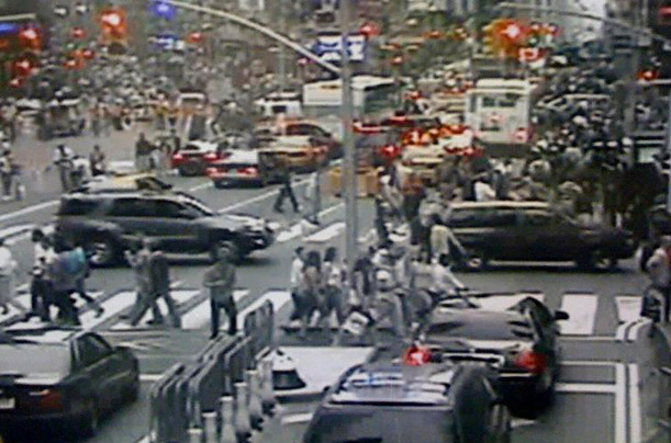 Car Bomb Discovered in Times Square