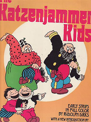 The Katzenjammer Kids Top 10 Long Running Comic Strips Time