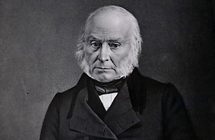 john quincy adams thesis Essays and criticism on john adams - critical essays.