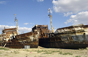 the aral sea disaster essay The ecological disaster of the aral sea essaysas a result of throwing pesticides into the sea, the great catastrophe in the area of the aral sea, strongly affected.