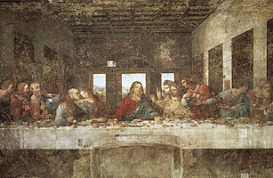 The Last Supper - Top 10 Feast...