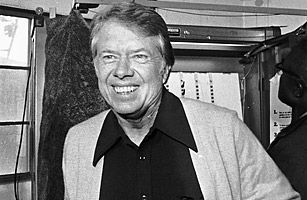 jimmy carter peacemaker essay Jimmy carter: a moral hero 109 some cite carter as an idealist, whose quixotic aims led his presidency to ruin others argue that he was a man with good-intentions in.