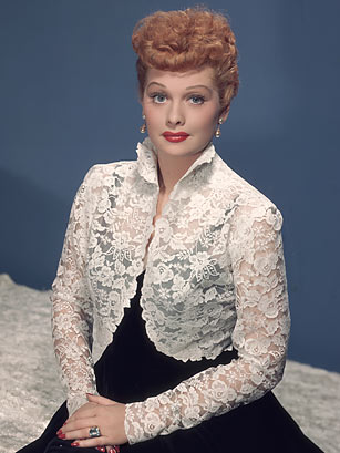 Lucille Ball, Style Icon… In Spite of Herself