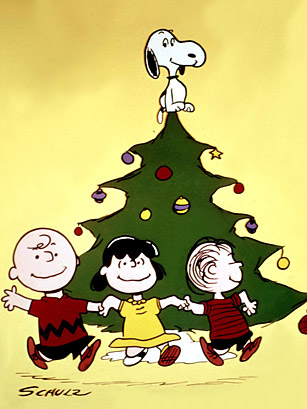 everett its the central attraction of a charlie brown christmas - Christmas Tree Charlie Brown