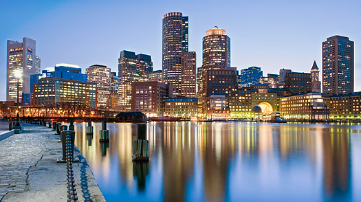 Travel Guide Boston