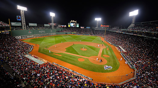 Rays' DH Bashes Fenway: 'It's a Dump'