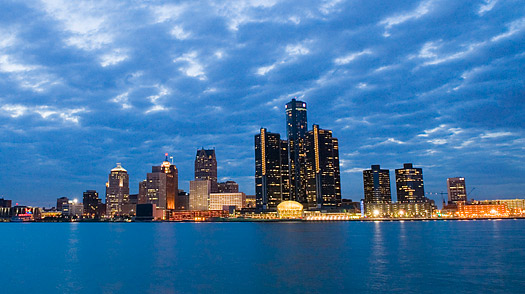 Travel Guide Detroit