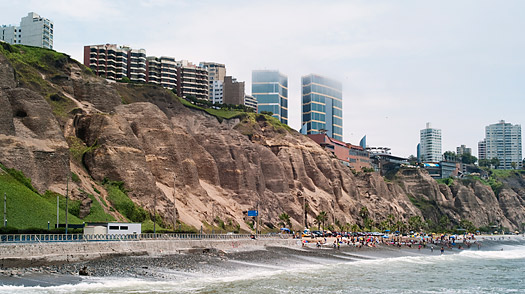 Travel Guide Lima