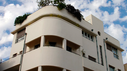 Tel aviv 10 things to do 5 bauhaus architecture time for Architecture bauhaus