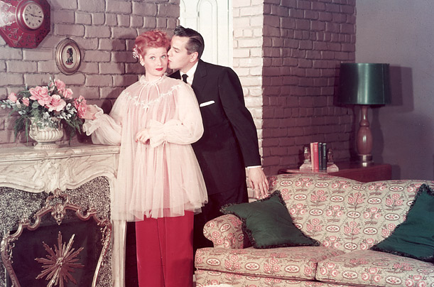 Love and Marriage in Prime Time: I Love Lucy