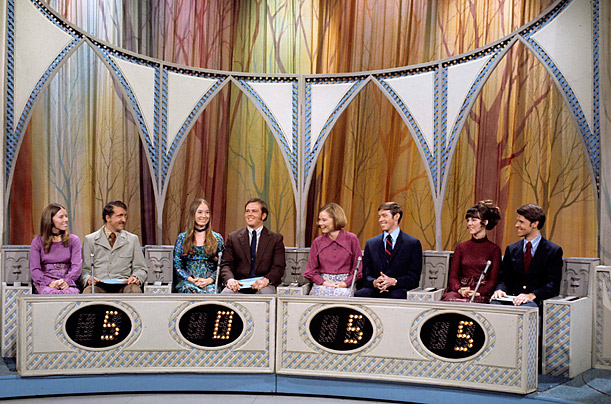 Love and Marriage in Prime Time: The Newlywed Game