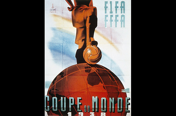 1938 World Cup France