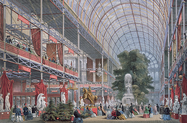 A Brief History of World's Fairs