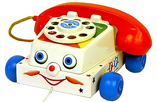 Chatter Telephone Old School Toys