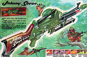 Johnny Seven O.M.A. - History's Best Toys: All-TIME 100 Greatest ...