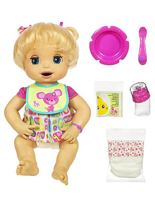 Amazon Baby Alive Food