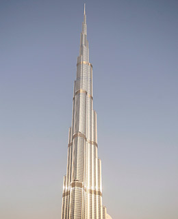 Places And Culture: Top 10 Tallest Man Made Structures in the World