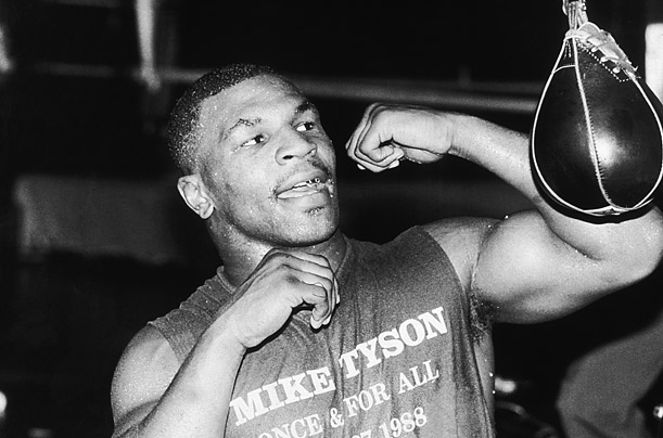 mike tyson troubles essay Not only is mike tyson: undisputed truth an actual stage show featuring the original iron mike — aka  kid dynamite, ak  a succession of financial troubles,.
