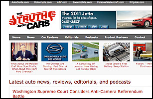 TIME'S best blogs the truth about cars