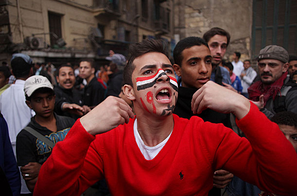 cairo, protests
