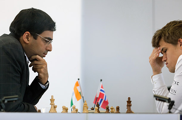 The 4th Chess Grand Slam Masters