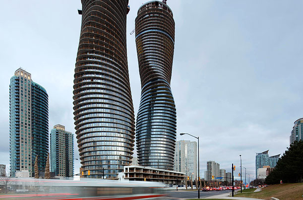 Absolute World Towers, Toronto, Canada