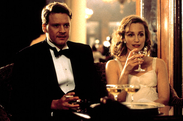 Colin Firth in 'The English Patient'
