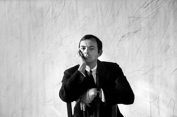Cy Twombly:  1928-2011