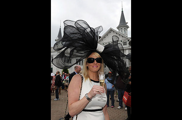 Forget the Royals, Check Out the 11 Weirdest Kentucky Derby Hats