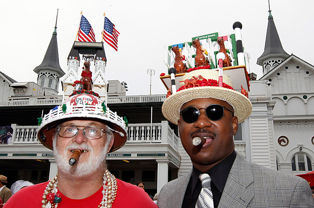The Weirdest Kentucky Derby Hats