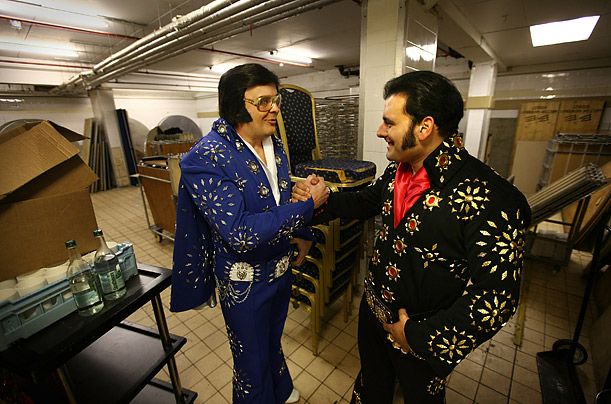 The European Elvis Championships