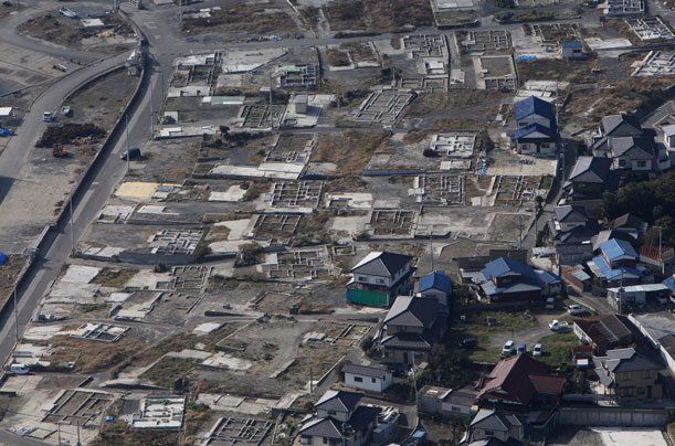 Aftermath of Japan's earthquake and tsunami