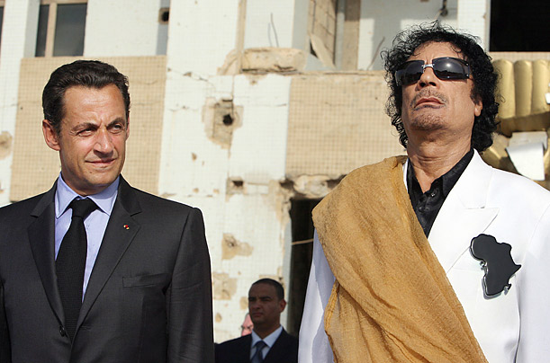 The Emperor Has Some Crazy Clothes: The Style of Muammar Gaddafi Over the years, the 'Brother Leader' has cultivated a collection of bizarre ensembles.