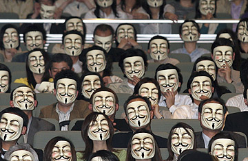 Guy Fawkes Legacy | RM.