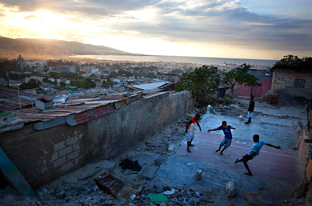 Haiti One Year Later